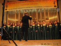 Festivalul International de Muzica Corala - Cracovia Cantans  (15-19 iunie 2011)