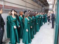 6th International festival of choirs and orchestras (Venice and Jesolo, Italy, June 2 - 8, 2015)